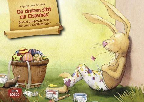 Broschiertes Buch »Da drüben sitzt ein Osterhas'«