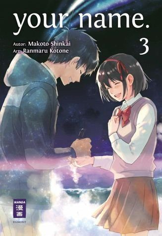 Broschiertes Buch »your name / your name. Bd.3«