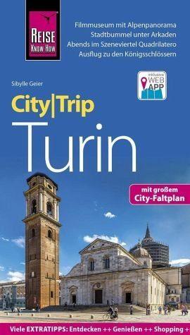 Broschiertes Buch »Reise Know-How CityTrip Turin«