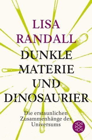 Broschiertes Buch »Dunkle Materie und Dinosaurier«