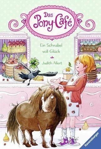 Gebundenes Buch »Ein Schnabel voll Glück / Das Pony-Café Bd.3«