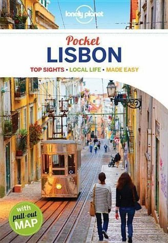 Broschiertes Buch »Lonely Planet Lisbon Pocket«