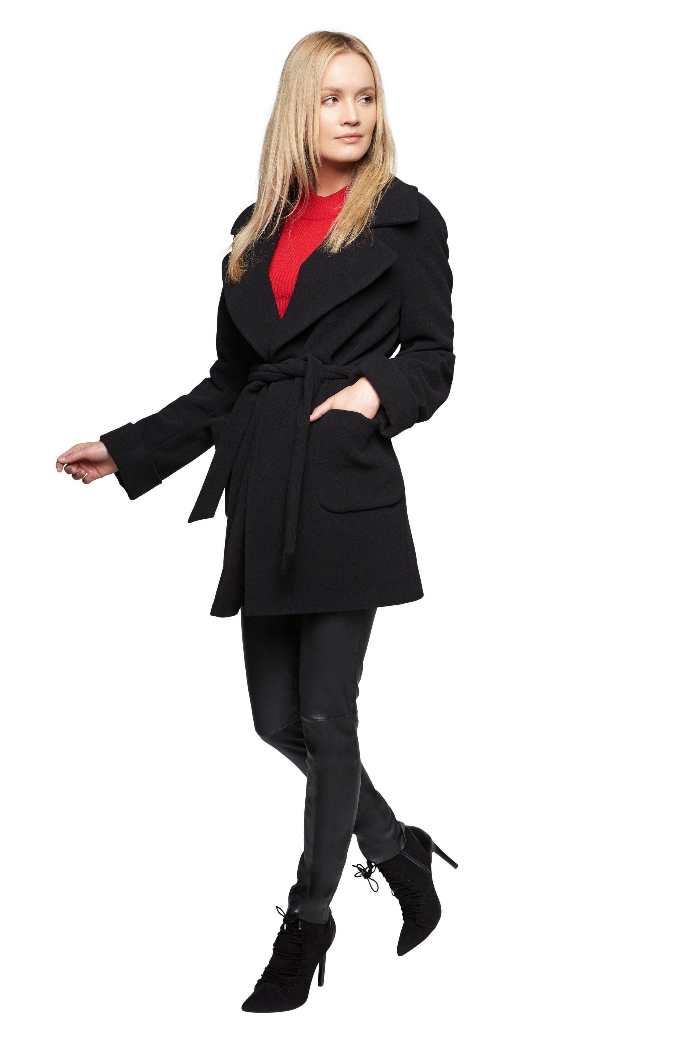 Bindegürtel Online LangarmMit Zu Apart Schließen Mantel KaufenOtto j4A35RL