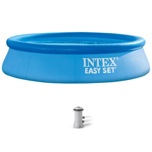Intex Pool »Easy« (Set), ØxH: 244x61 cm