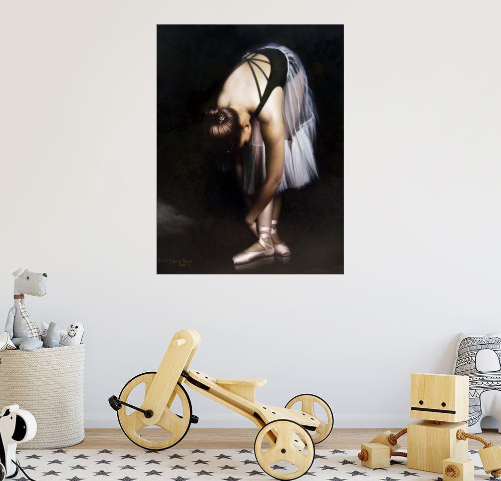 Posterlounge Wandbild - Yoo Choong Yeul »Ballerina 5«
