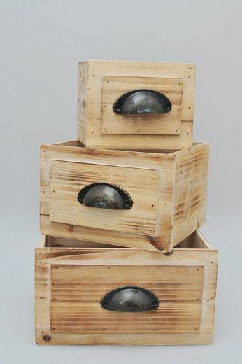 HTI-Line Boxenset »Ancona 3er Set«