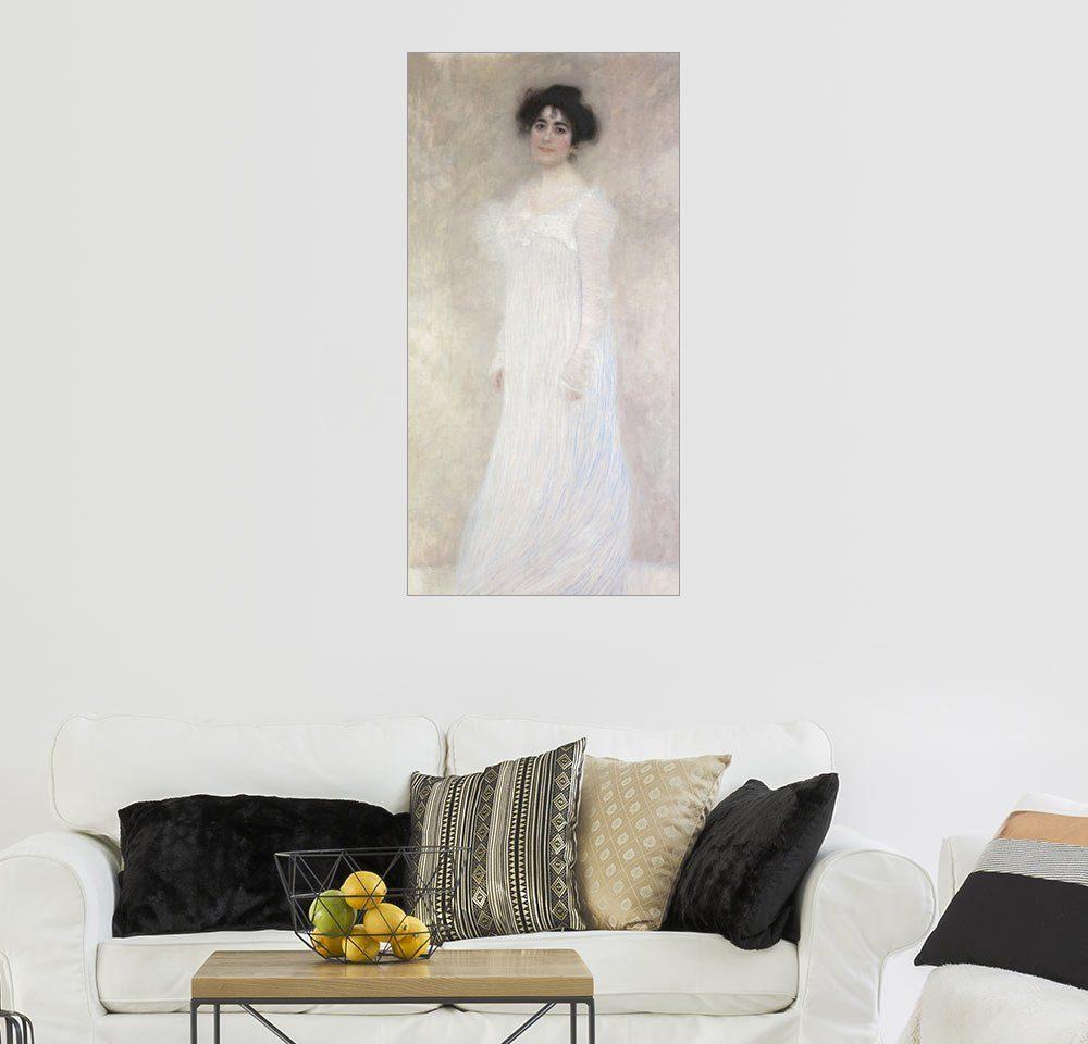 Posterlounge Wandbild - Gustav Klimt »Serena Lederer«
