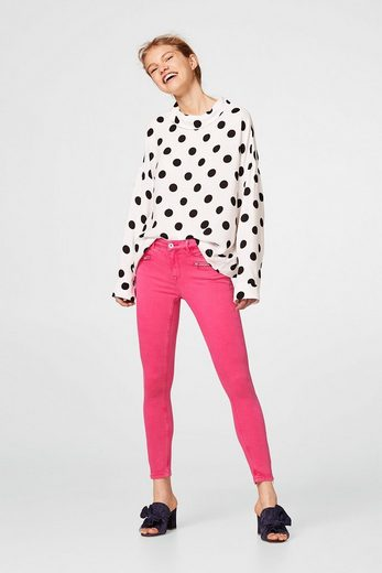 Edc By Esprit Cropped Trousers From Premium Quality