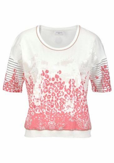 Sportalm Kitzbühel T-Shirt, mit tollen Paillettendetails