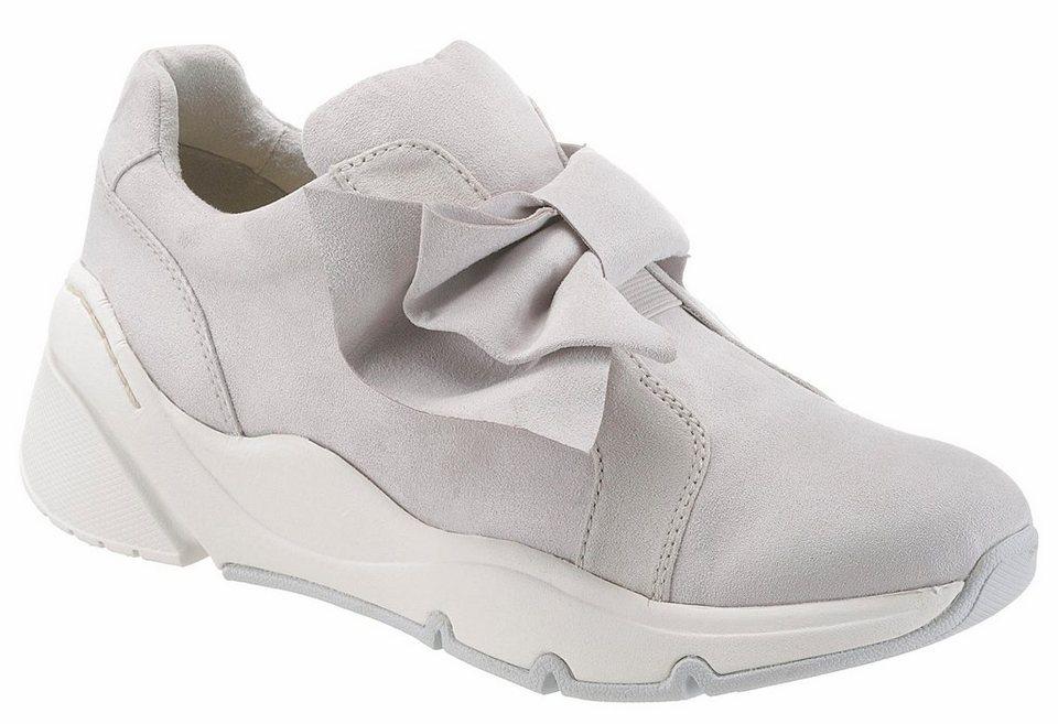 tamaris fashletics slip on sneaker mit auff lliger. Black Bedroom Furniture Sets. Home Design Ideas