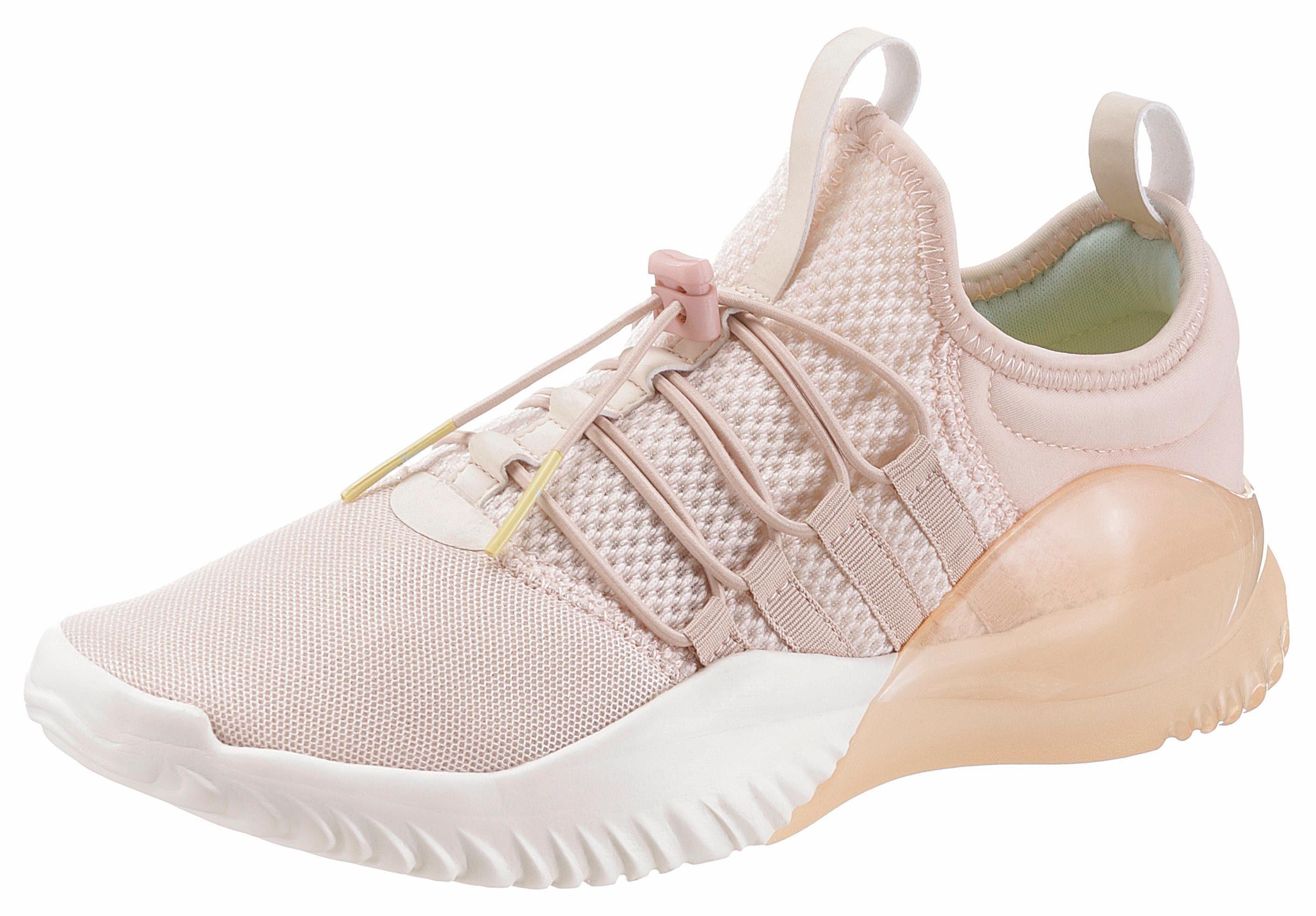 Tamaris »Fashletics« Slip-On Sneaker, mit trendigen Schmucksteinchen, beige, 38 38