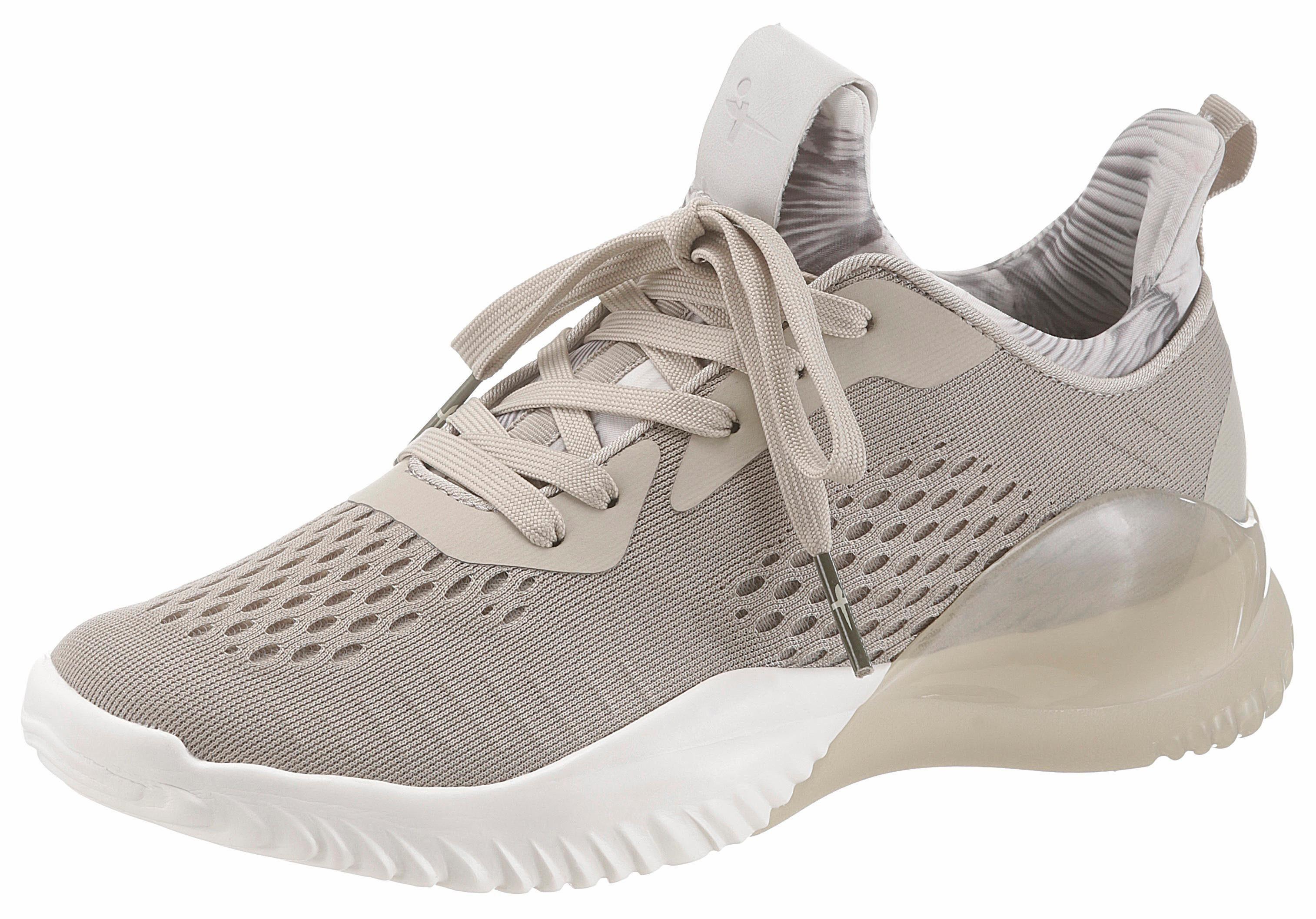 Tamaris »Fashletics« Sneaker, mit Touch It-Dämpfung, blau, 37 37