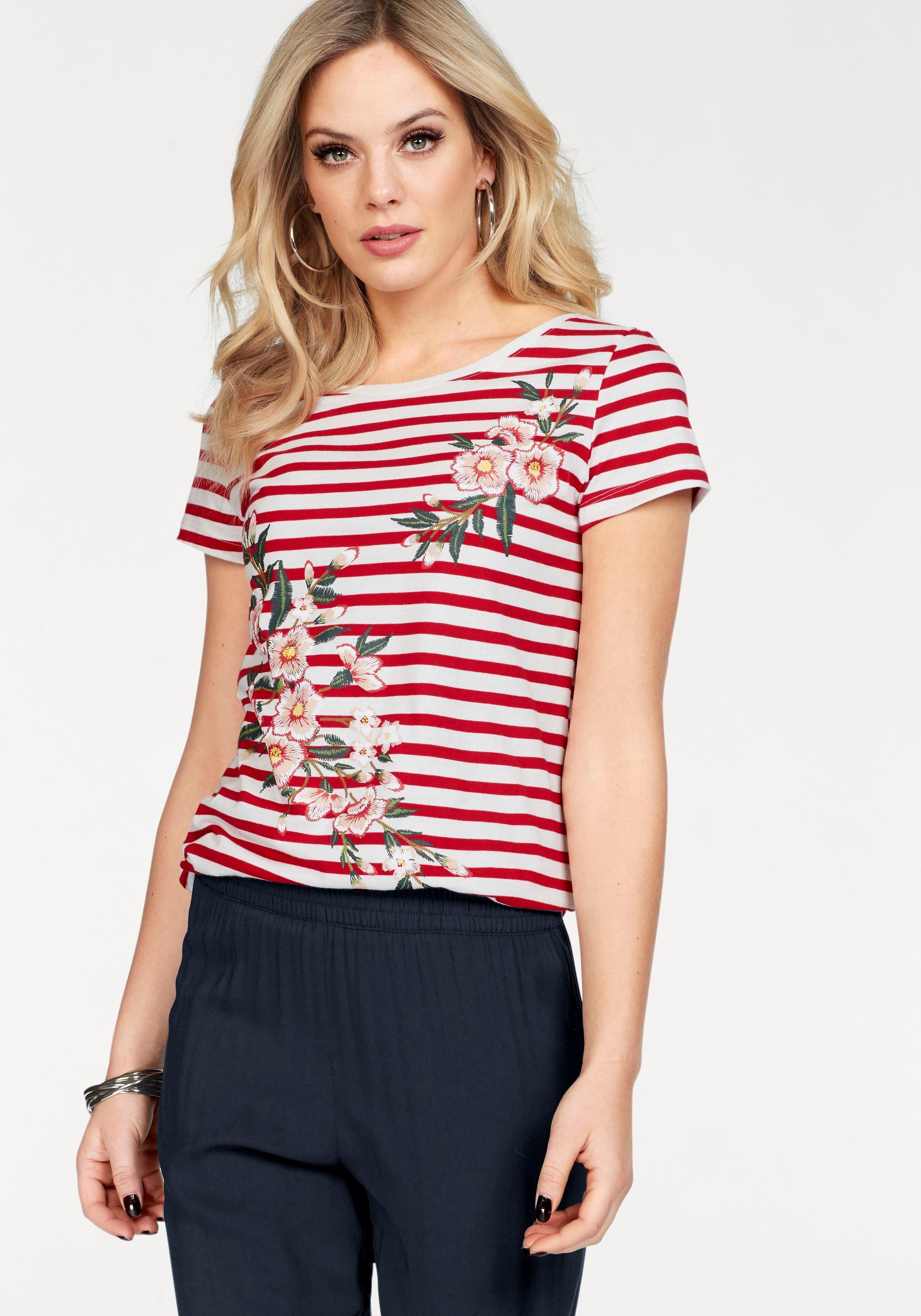 JACQUELINE de YONG T-Shirt »BOBBIE«