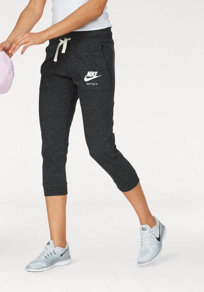6b97df4e2d2a0f Nike Sportswear Jogginghose »NSW VINTAGE CAPRIS«