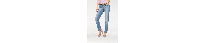 Sportalm Kitzbühel Slim-fit-Jeans, mit dezent glänzender Optik