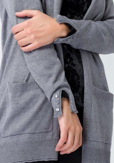 Longstrickjacke Offenem Esprit Design Mit Longstrickjacke Esprit Offenem Design Esprit Mit 6FTq67w