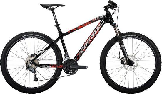 corratec Mountainbike »X-Vert 650B Motion 9 Speed«, 27 Gang Shimano