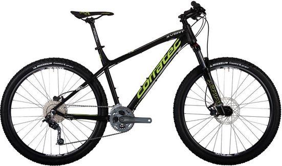 corratec Mountainbike »X-Vert 650B Expert«, 27 Gang Shimano