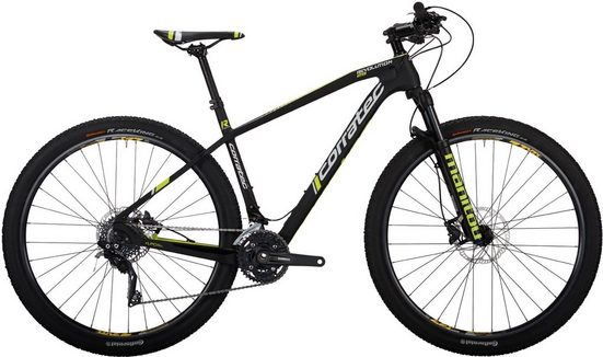 corratec Mountainbike »Revolution 29 ltd«, 30 Gang Shimano