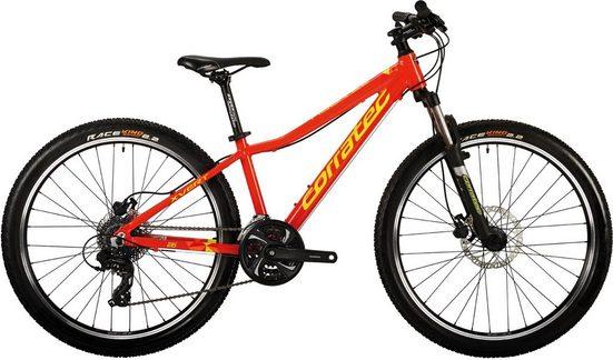 corratec Mountainbike »X-Vert Rock 26«, 24 Gang Shimano