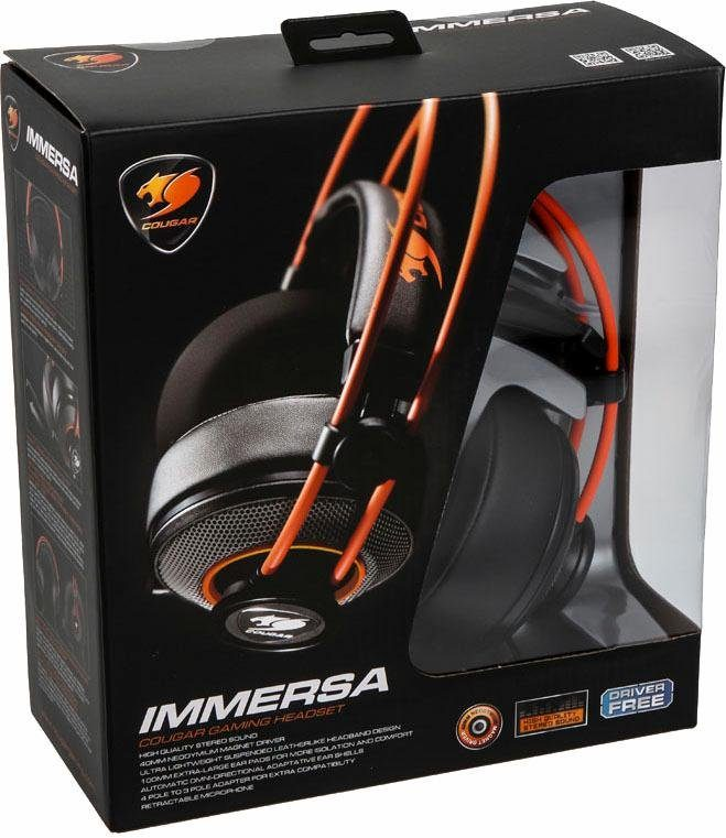 Cougar Immersa Gaming-Headset