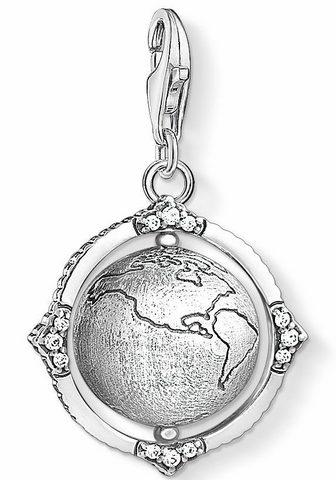 Кулон »Vintage земной шар 1676-6...