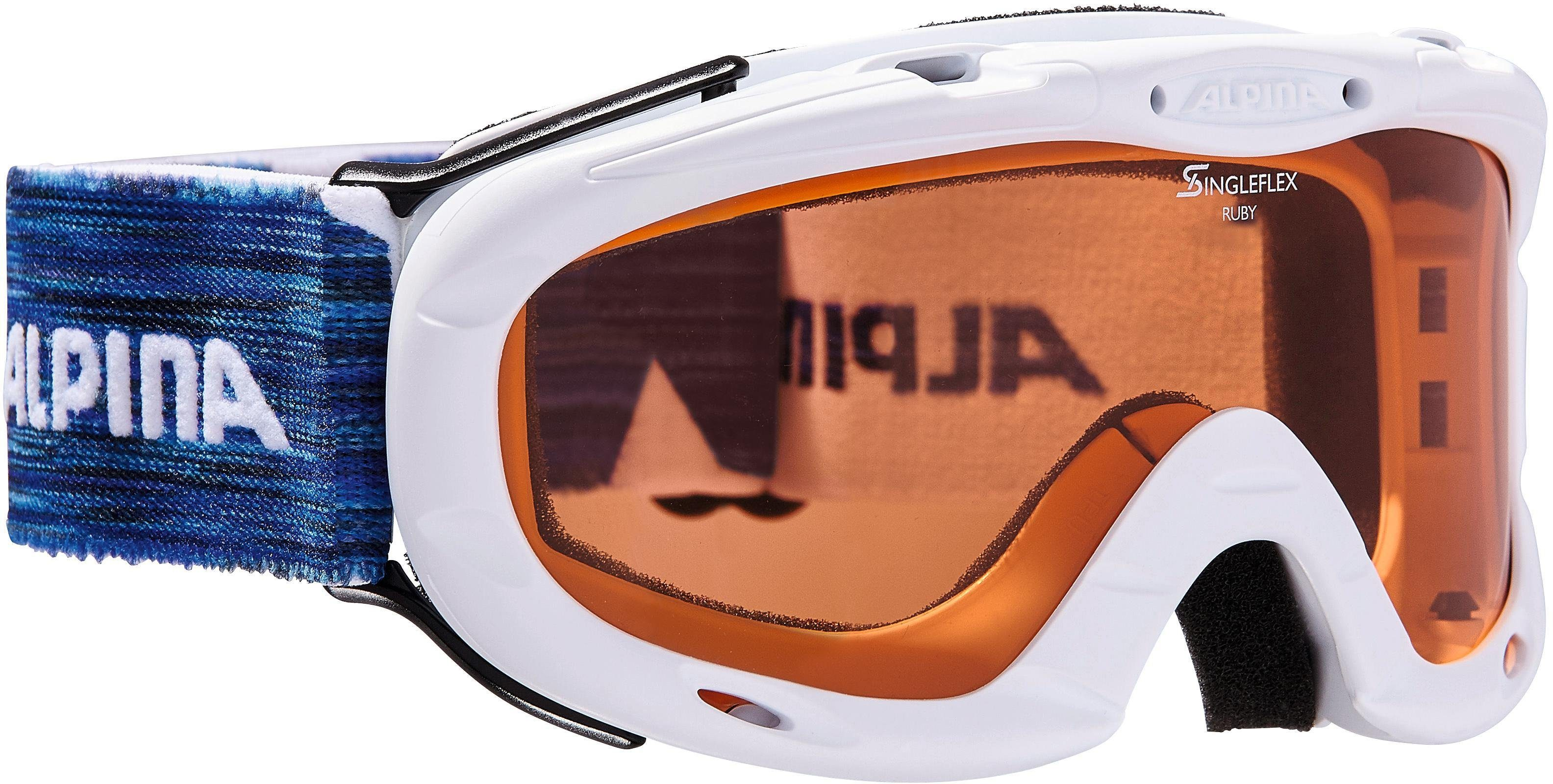 Kinder-Skibrille, Alpina, »Ruby«
