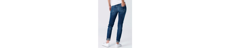 EDC by Esprit Slim-fit-Jeans, mit Wash-out-Effekten