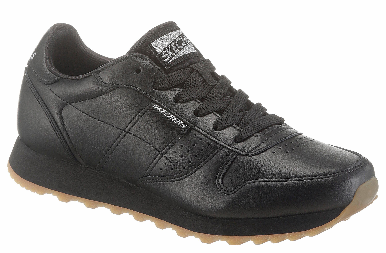 Skechers Old School Cool Sneaker, im schlichten Design online kaufen  schwarz