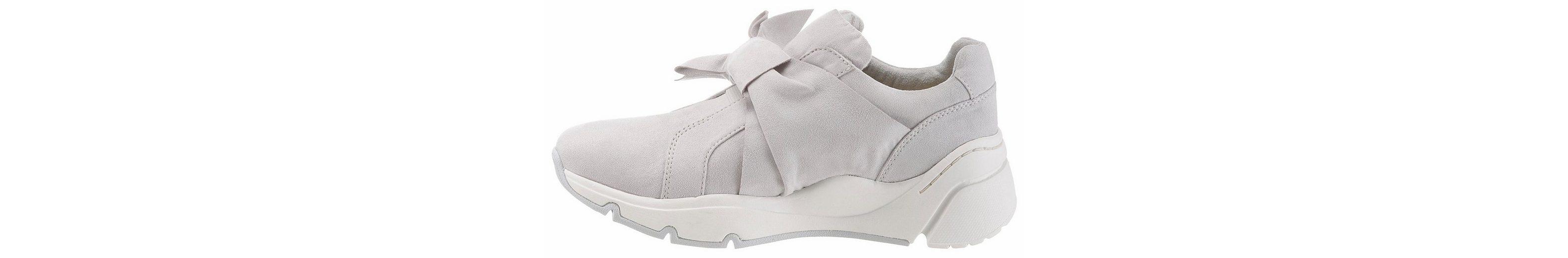 Tamaris Fashletics Slip-On Sneaker, mit auffälliger Schleife