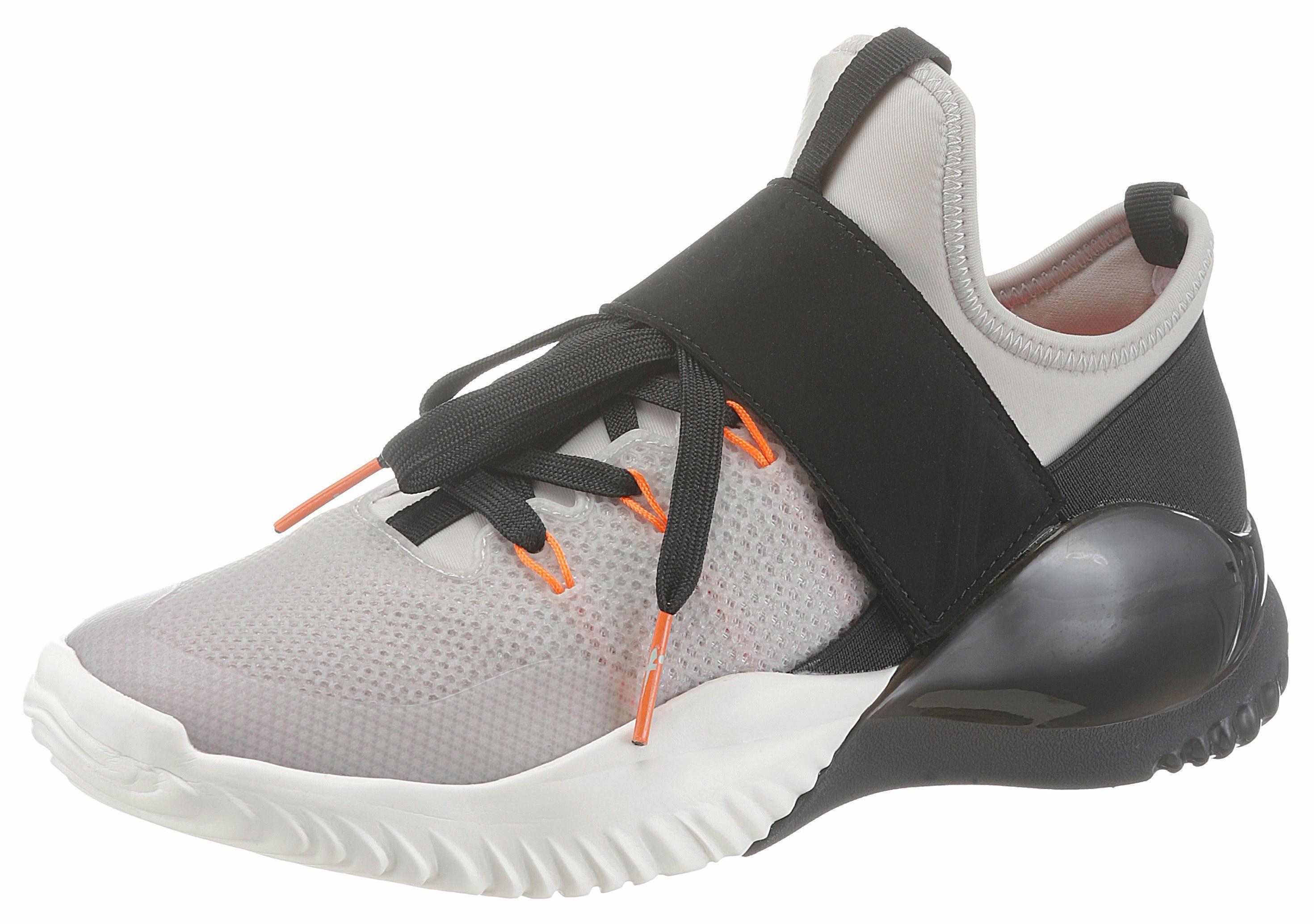 Tamaris Fashletics Sneaker, im trendigen Design  grau-schwarz