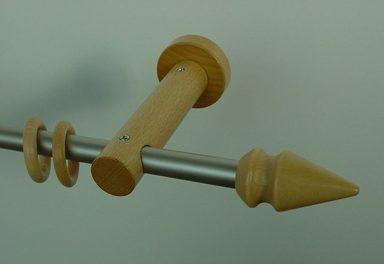 Gardinenstange »Nevada«, GARESA, 1-läufig, Wunschmaßlänge