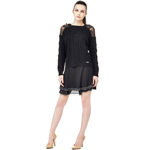 Guess PULLOVER SCHULTERN SPITZE