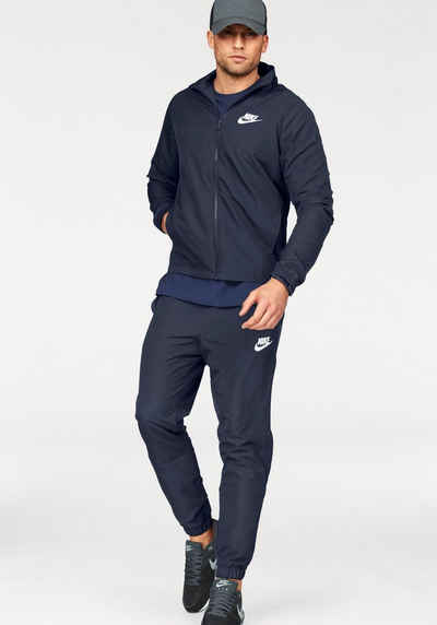 4aec0a01477ee8 Nike Sportswear Trainingsanzug »TRACK SUIT WOVEN BASIC« (Set