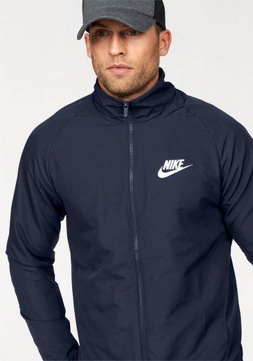 Nike Sportswear Trainingsanzug TRACK SUIT WOVEN BASIC