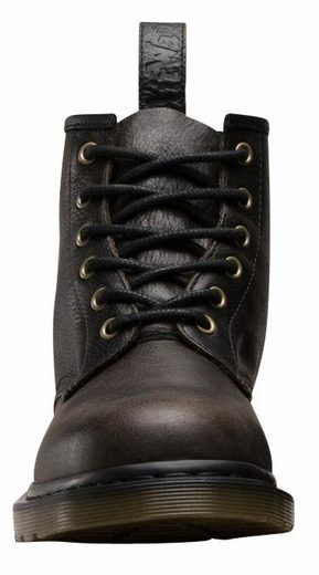 Dr. Martens 6 Eye Boot Lace-up Boots, With Robust Outsole