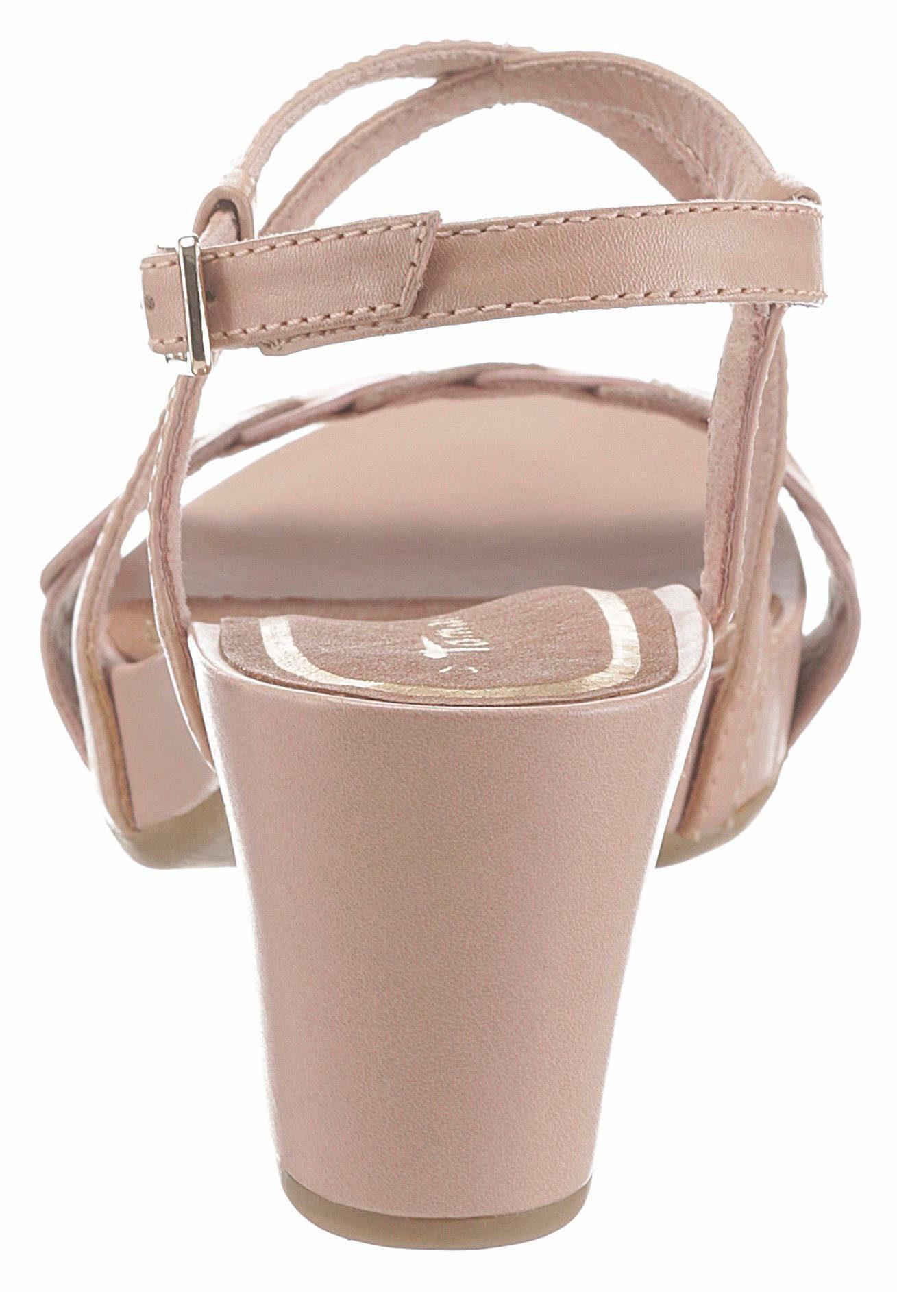 Tamaris Sandalette, mit zarten  Riemchen kaufen  zarten rosa 071174