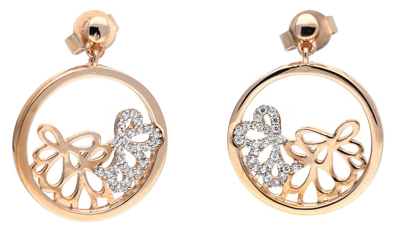 Esprit Paar Ohrhänger »Delicate Bouquet ESER92948A000«