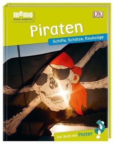 Gebundenes Buch »Piraten / memo - Wissen entdecken«