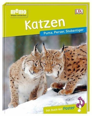 Gebundenes Buch »Katzen / memo - Wissen entdecken«