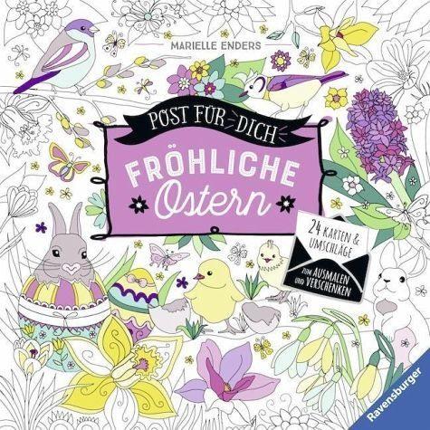 Broschiertes Buch »Post für dich! Fröhliche Ostern«
