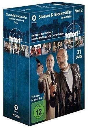 DVD »Tatort - Stoever und Brockmöller ermitteln 2«