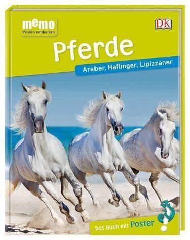 Gebundenes Buch »Pferde / memo - Wissen entdecken«