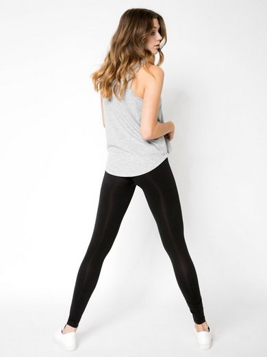Pieces Klassische Leggings