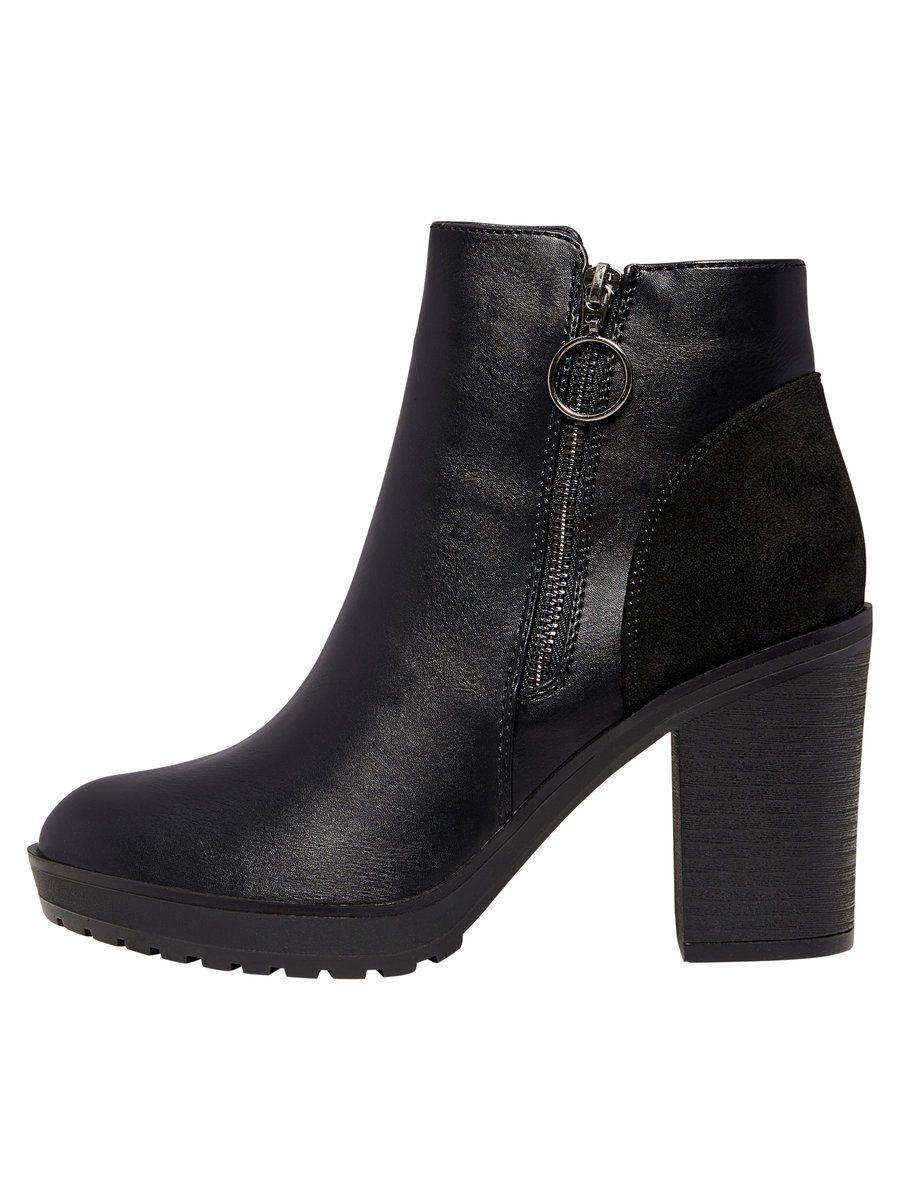 Only Klassischer Stiefel online kaufen  Black
