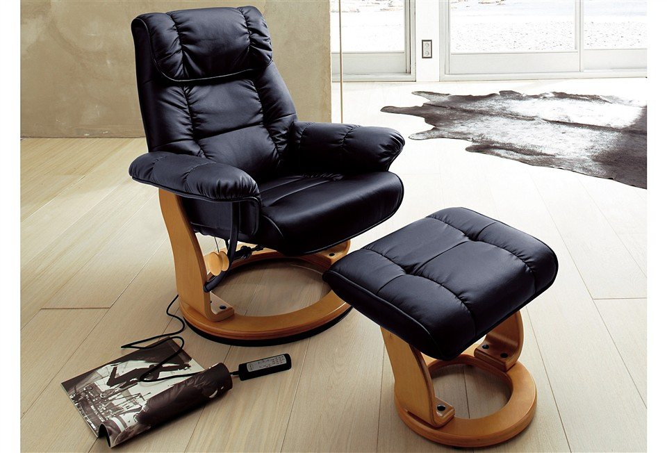 massagesessel alpha techno inklusive hocker otto. Black Bedroom Furniture Sets. Home Design Ideas