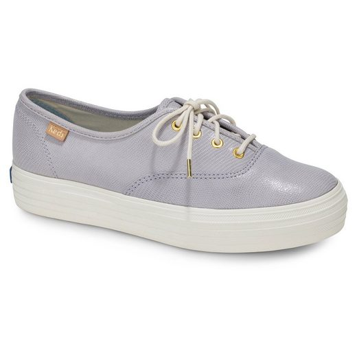 Keds Triple Pretty Leather Plateausneaker