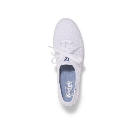 Embroidered Plateausneaker Keds Triple Keds Triple Triangle qtwOZx1OH