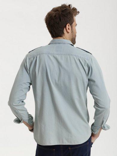 Babista Jeanshemd mit zwei Brusttaschen