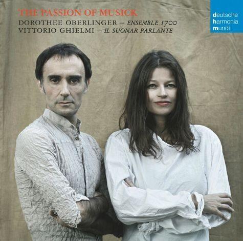 Audio CD »Dorothee Oberlinger/Vittorio Ghielmi: The...«